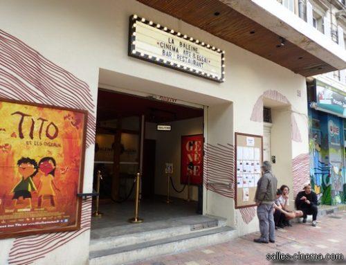 Cinéma La Baleine à Marseille