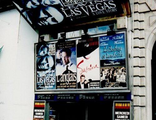 Cinéma Le Triomphe à Paris
