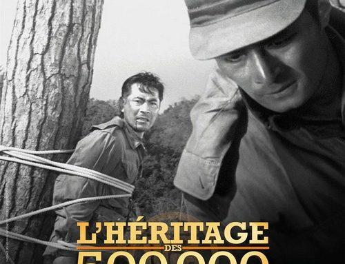 L'Héritage des 500 000: la chasse au trésor.