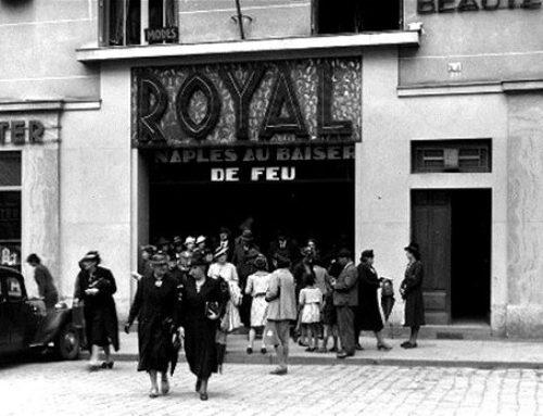 Cinéma Royal à Rennes