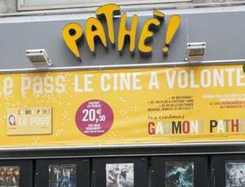 Fermeture du Pathé Paris à Nice