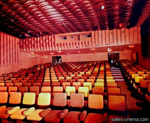 Cinéma Publicis Matignon à Paris