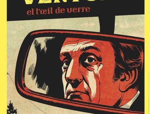 BD: Lino Ventura et l'œil de verre.