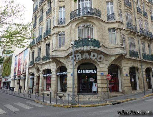 Cinéma Le Prado à Marseille