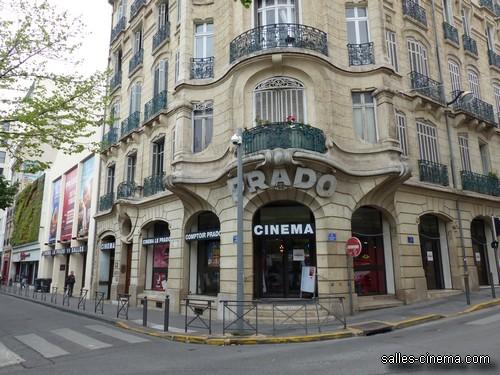 Cinéma Le Prado à Marseille  Salles-cinema.Com