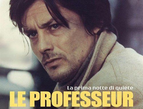 Le Professeur: l'amour désespéré.