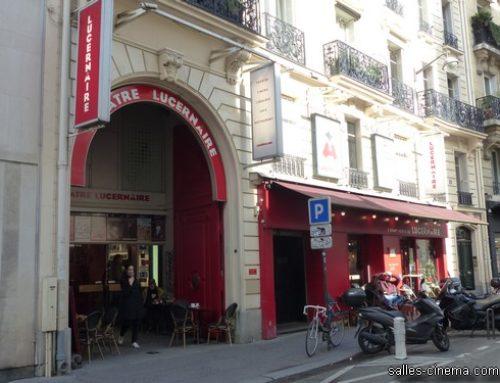 Cinéma Lucernaire à Paris