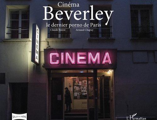 Livre: Cinéma Beverley, le dernier porno de Paris.
