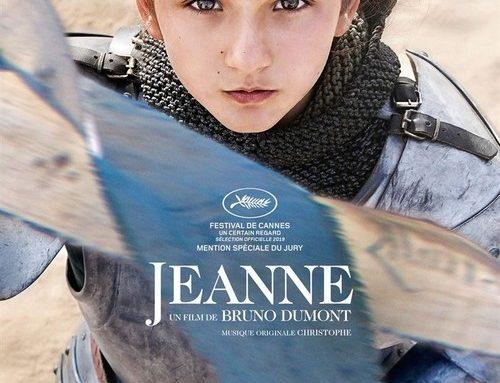 Jeanne: pleine de grâce.