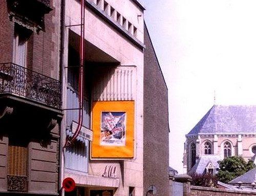 Cinéma Le Club à Rennes