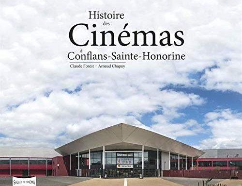 Livre: Histoire des cinémas à Conflans-Sainte-Honorine