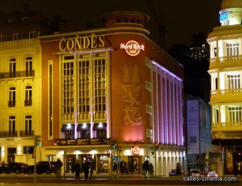 Cinéma Condès à Lisbonne