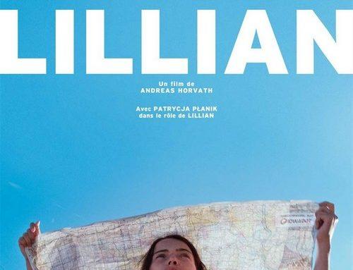 Lillian: elle s'en va.