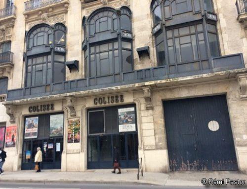 Le cinéma Colisée de Carcassone est sauvé.