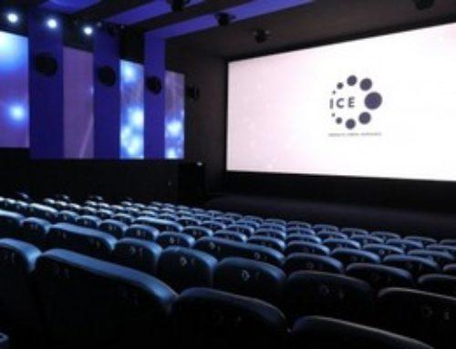 Les salles ICE des cinémas CGR.