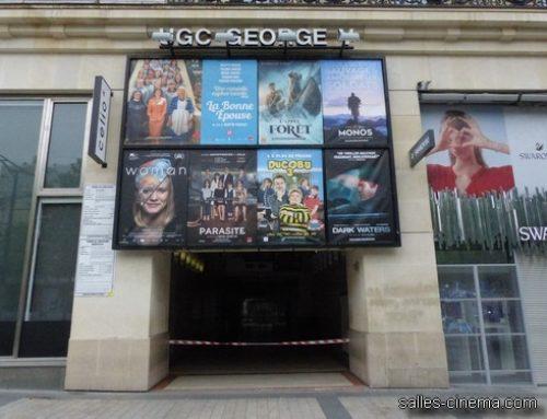 La fin du cinéma George V des Champs-Elysées?