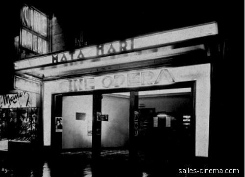 Cinéma Vendôme-Opéra à Paris
