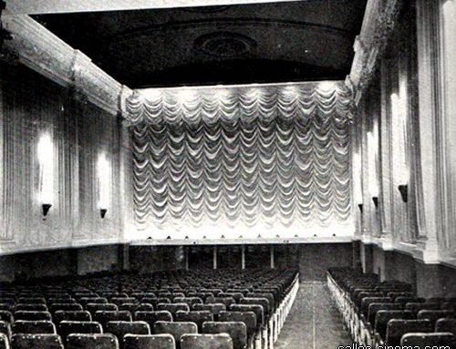 Cinéma Maillot-Palace à Paris