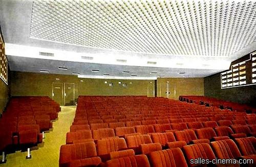 Cinéma Pathé Victor-Hugo à Paris