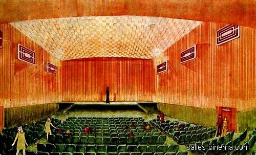 Cinéma Gaumont Rex à Marseille