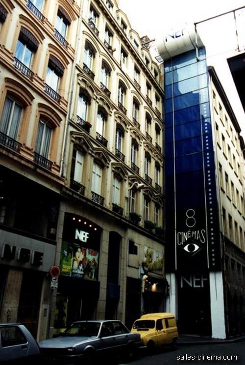 Cinéma Nef-Scala à Lyon