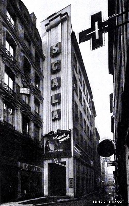Cinéma La Scala à Lyon