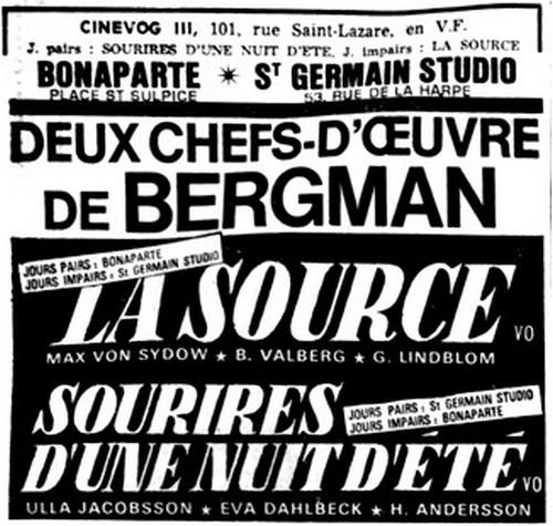 La Source de Bergman