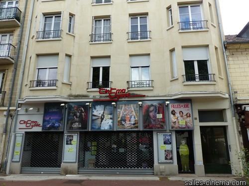 Cinéma Elysée à Chantilly