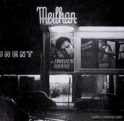 Cinéma Meilhan à Marseille