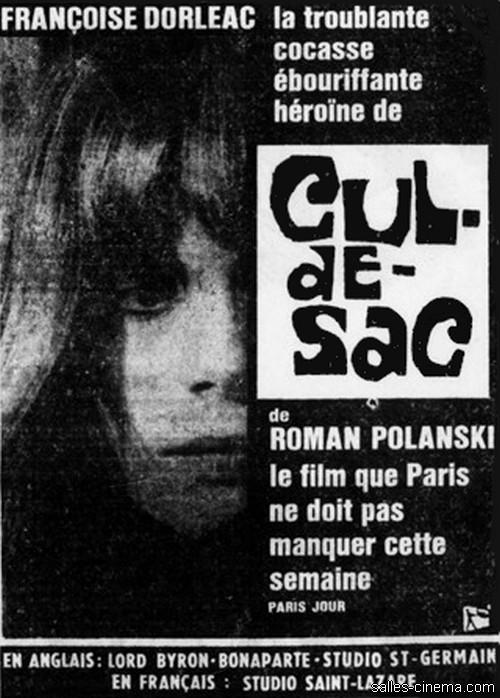 Cul de sac de Roman Polanski