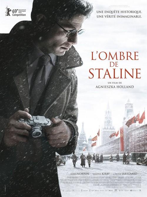 L'Ombre de Staline d'Agnieszka Holland
