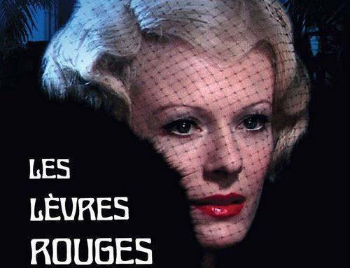 Les Lèvres rouges: le vampire est une femme.