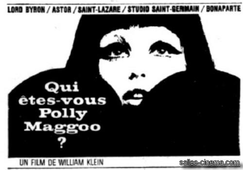 QUI ETES-VOUS POLLY MAGGOO