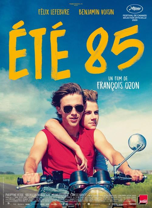 Eté 85, un film de François Ozon