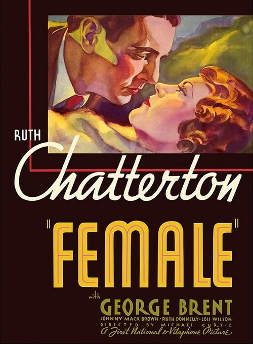 Female, un film de Michael Curtiz