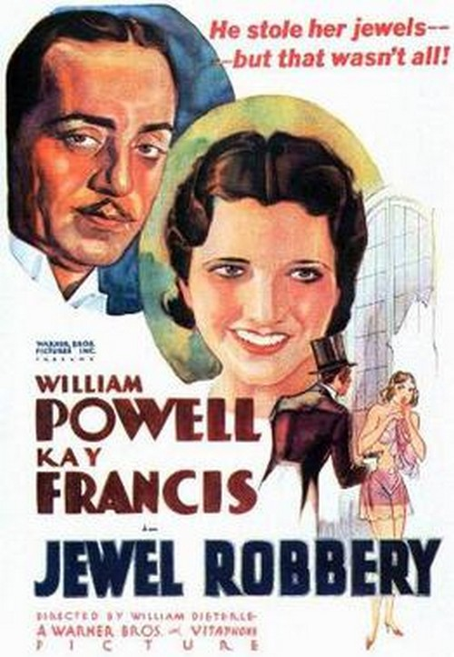Jewel Robbery de William Dieterle