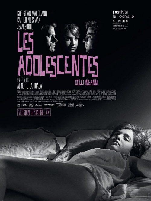 Les Adolescentes, un film d'Alberto Lattuada