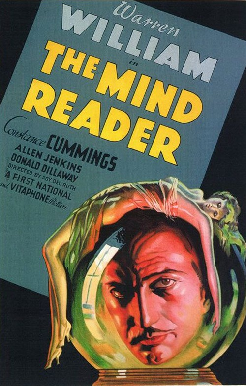The Mind reader, un film de Roy Del Ruth