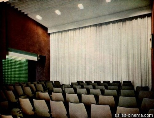 Cinéma Studio de la Harpe à Paris