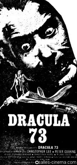 Dracula 73 de Alan Gibson avec Christopher Lee