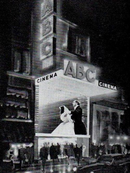 Cinéma ABC à Paris
