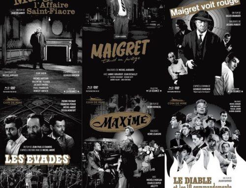 Coin de Mire Cinéma sort six nouveautés en édition Prestige DVD & Blu-ray.