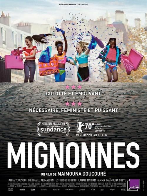 Mignonnes de Maimouna Doucouré