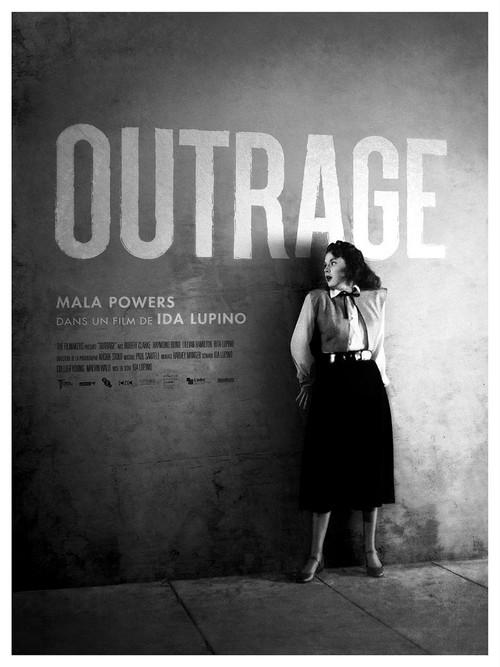 Outrage, un film d'Ida Lupino
