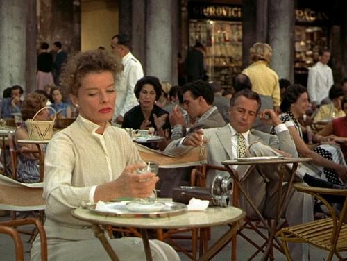 Vacances à Venise (Summertime) un film de David Lean