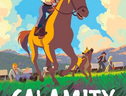 Calamity, une enfance de Martha Jane Cannary.