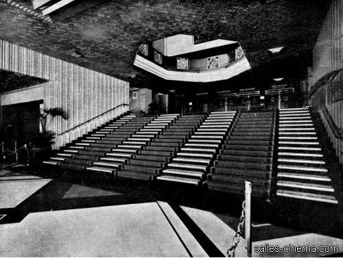 Cinéma l'Alhambra Music-Hall à Paris