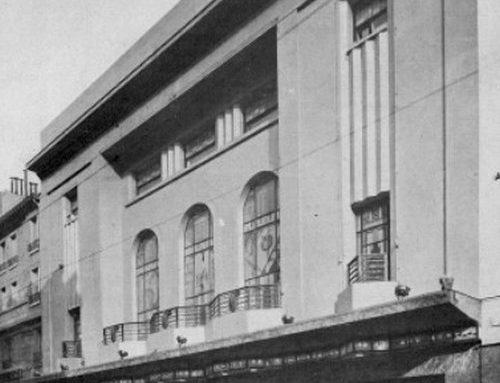 Cinéma l'Alhambra à Paris