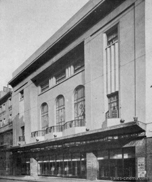 Cinéma l'Alhambra Music-Hall à Paris