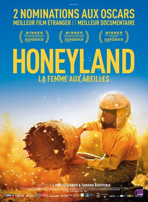 Honeyland de Tamara Kotevska et Ljubomir Stefanov